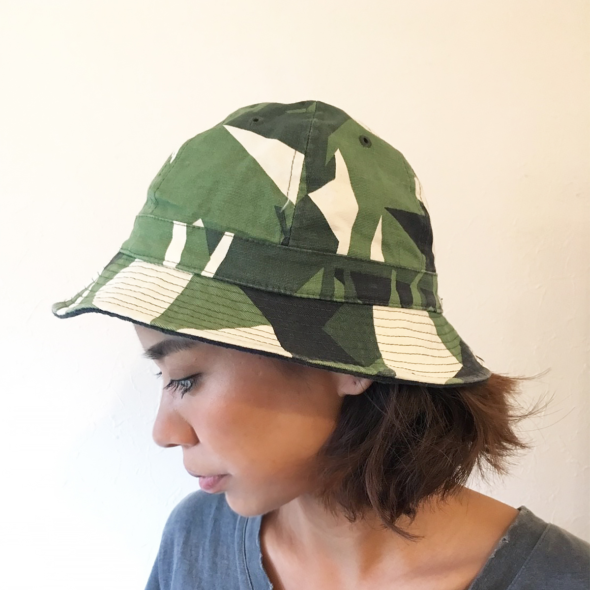 SUBLIME Camo Metro Hat