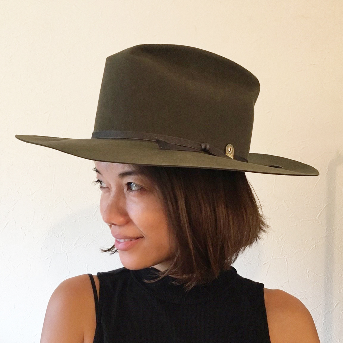 C-PLUS HEAD WEARS ANTEROPE WESTERN HAT