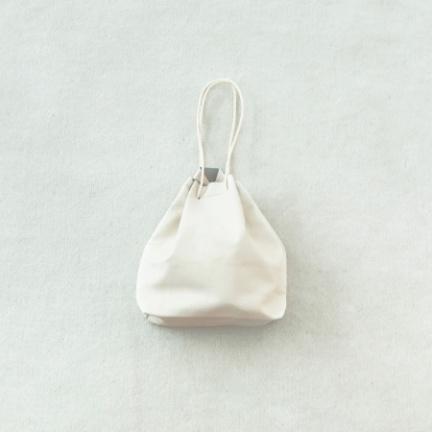 TODAYFUL(トゥデイフル) |Soft Leather Purse(エクリュ)
